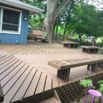 Deck Solid Staining
