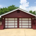 Garage Exterior Painting