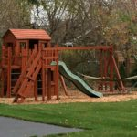 Playset Staining