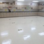 Science Lab Floor Wax