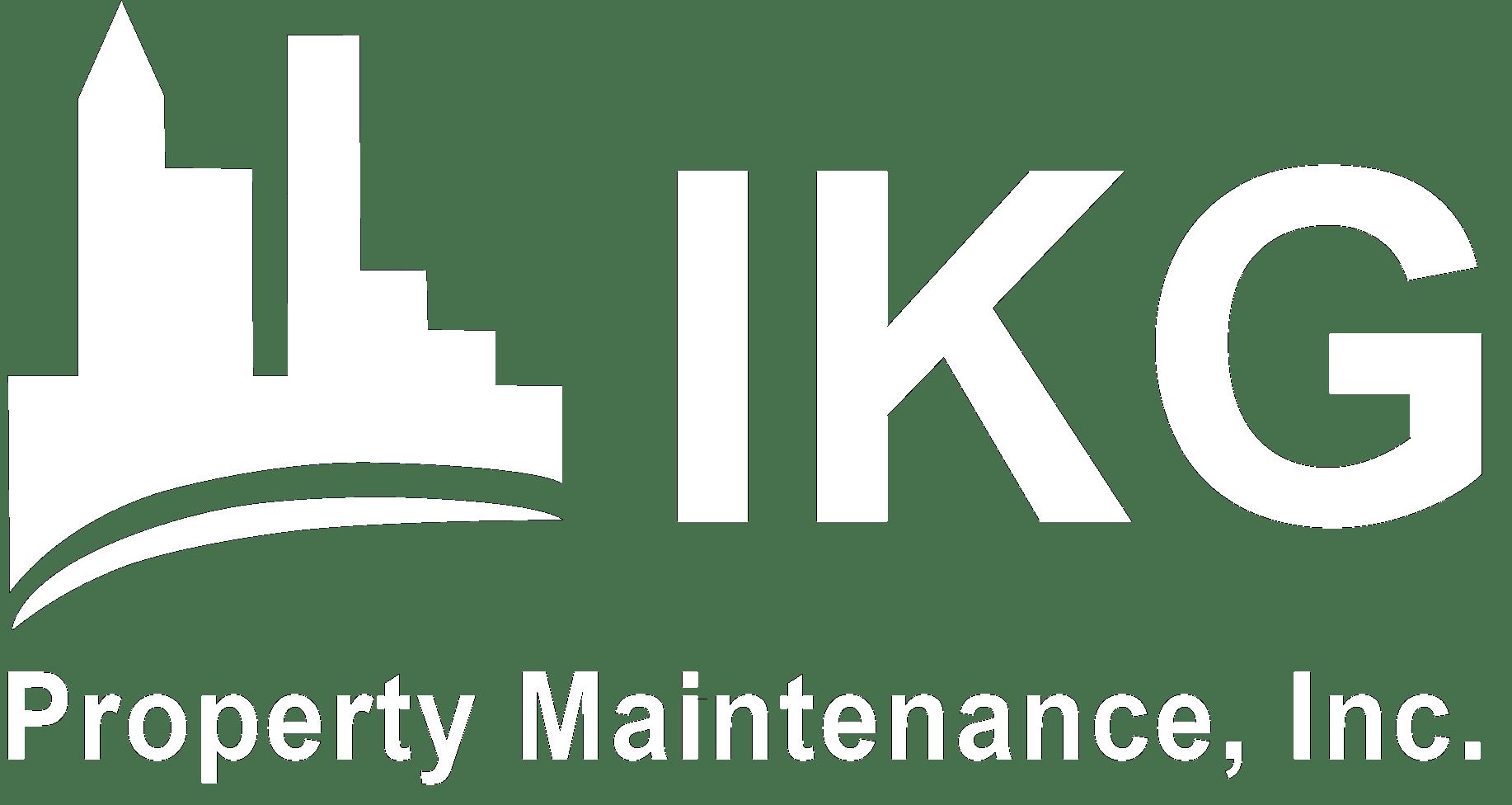 IKG PROPERTY MAINTENANCE, INC.